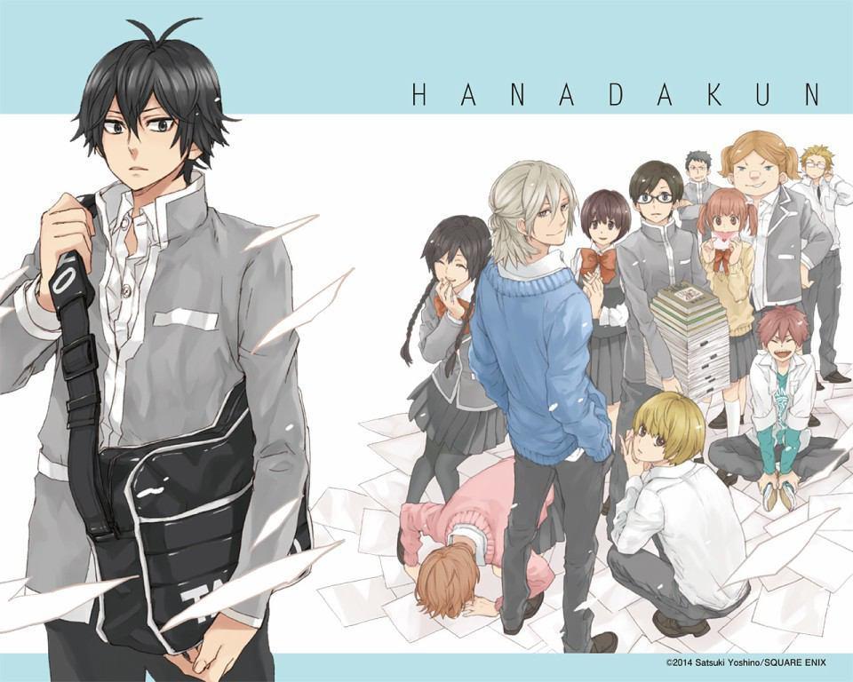 Xem Phim Handa-kun -  - Wallpaper Full HD - Hình nền lớn